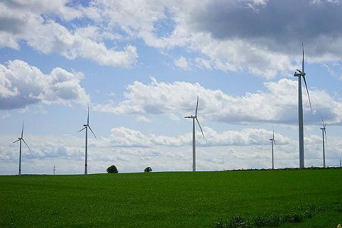 Ветровые электро-турбины