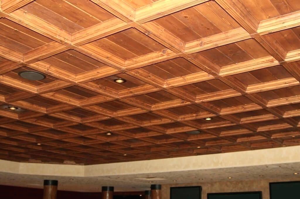 Способы ремонта низких потолков