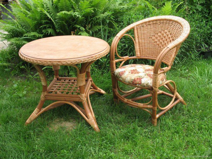 Идеи по реставрации садовой мебели