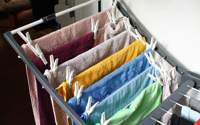 Экономим семейный бюджет: Как сделать сушилку для белья своими руками
