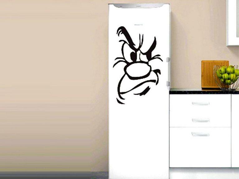 Неожиданные идеи: Обновляем старый холодильник