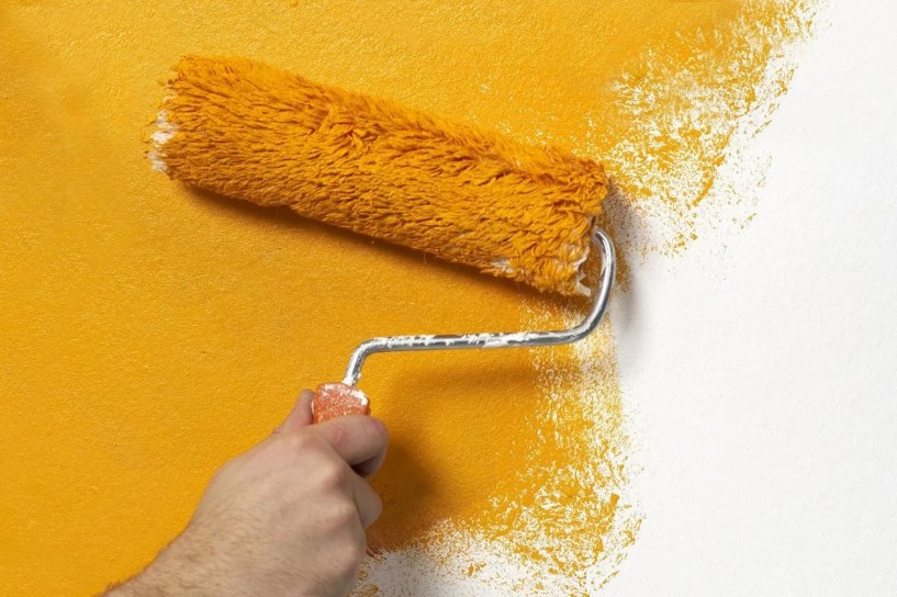 10 полезных советов по покраске стен