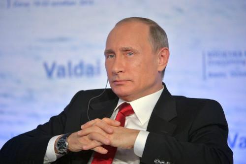 Владимир Владимирович Путин, источник фото - putin.kremlin.ru