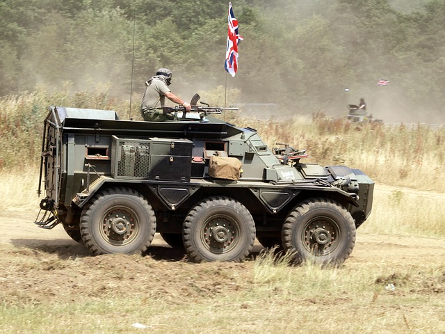 Военные Великобритании
