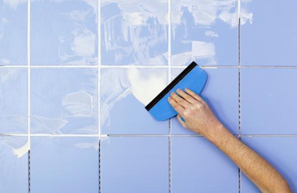 Как правильно развести затирку для плитки