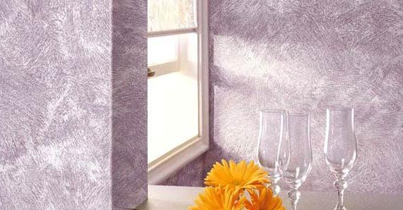 Декоративная шелковая штукатурка – описание и советы по нанесению