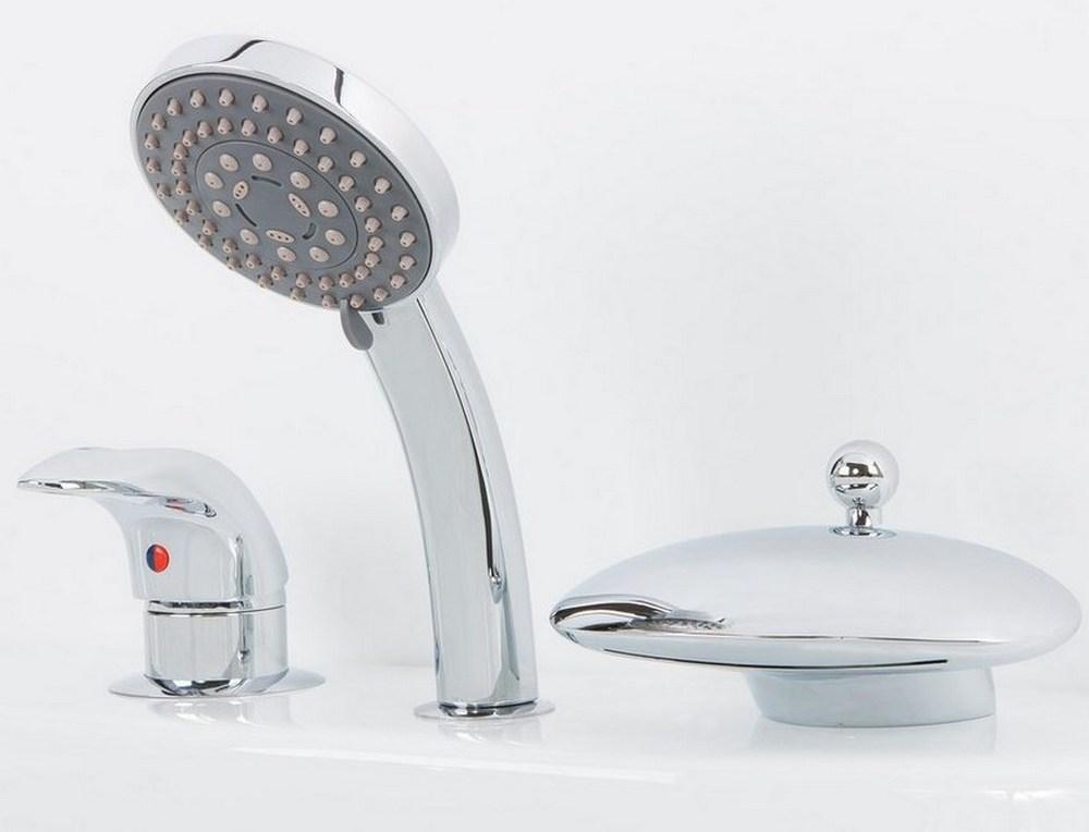 «Дельные советы»: Как выбрать смеситель в ванную и на кухню