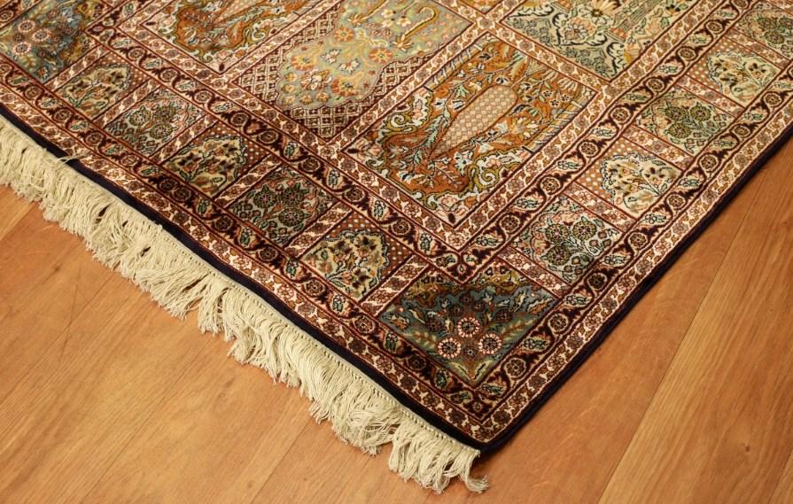 Чистка ковров в домашних условиях: основные способы ухода