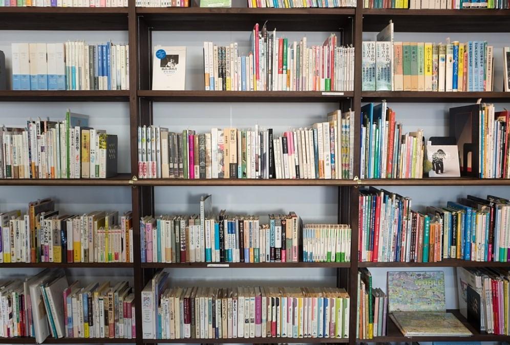 Полка для книг своими руками: 3 способа изготовления