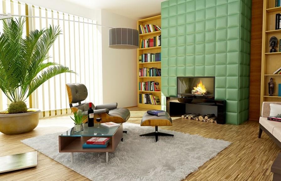 Добавляем квартире уюта: Как изготовить фальш-камин своими руками