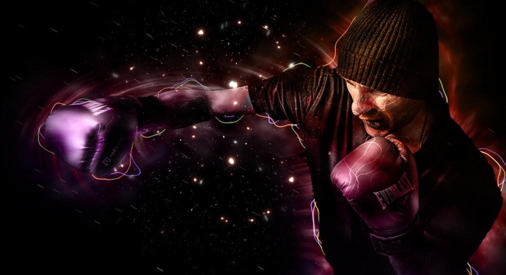 Боксёрская груша своими руками