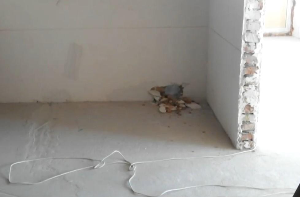 Демонтаж кирпичных стен своими руками - Ремонт