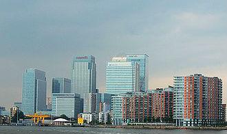 Небоскребы Лондона